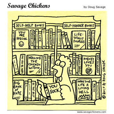 Savage Chickens - Book Store