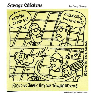 freud vs jung essays