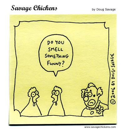 Savage Chickens - Funny