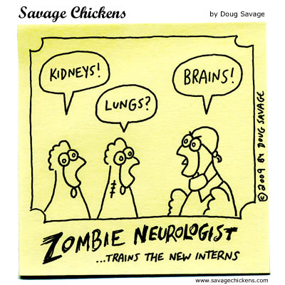 Savage Chickens - Kidneys!