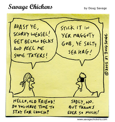 R... Chickenpirate