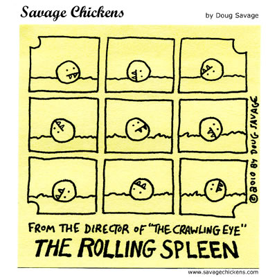 Savage Chickens - Ultimate Horror