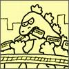 Godzilla Train