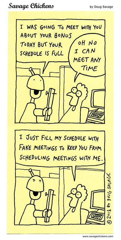 Bonus Meeting