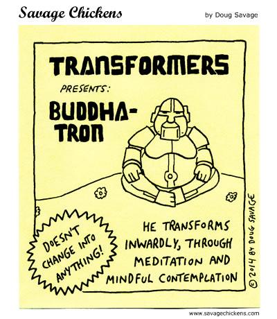 Buddhatron