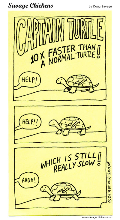 Captain Turtle