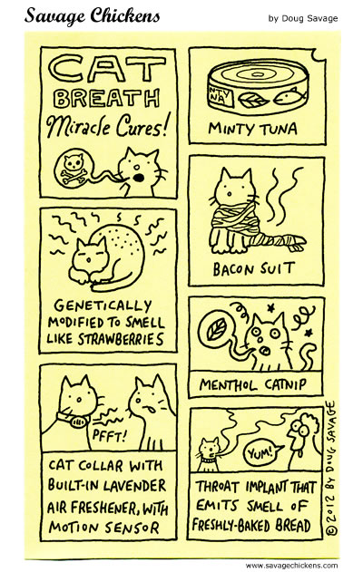 Cat Breath