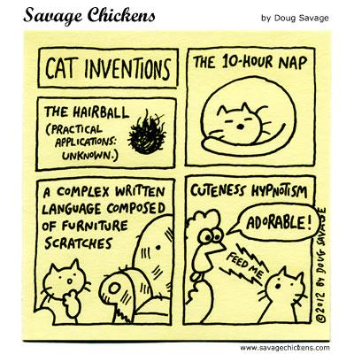 Cat Inventions