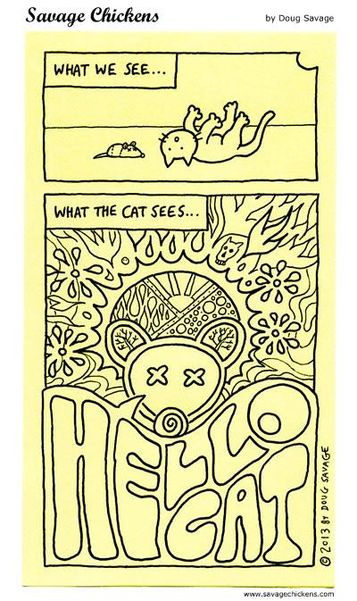 Catnip Vision