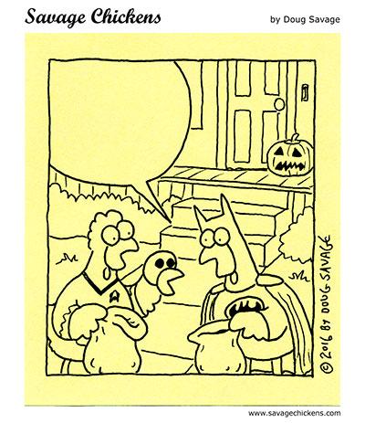Halloween Contest 2016