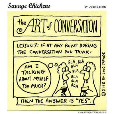 The Art of Conversation 7
