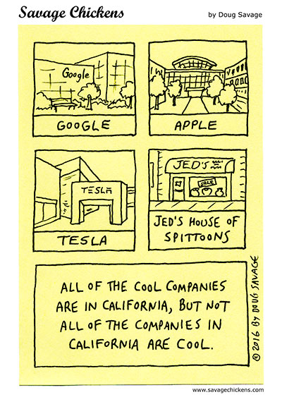 The Cool Companies
