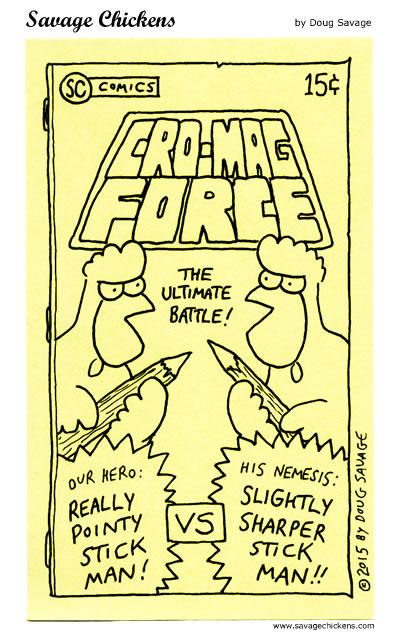 Cro-Mag Force