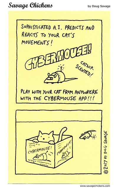 Cybermouse