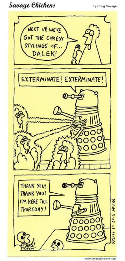 Night of the Dalek