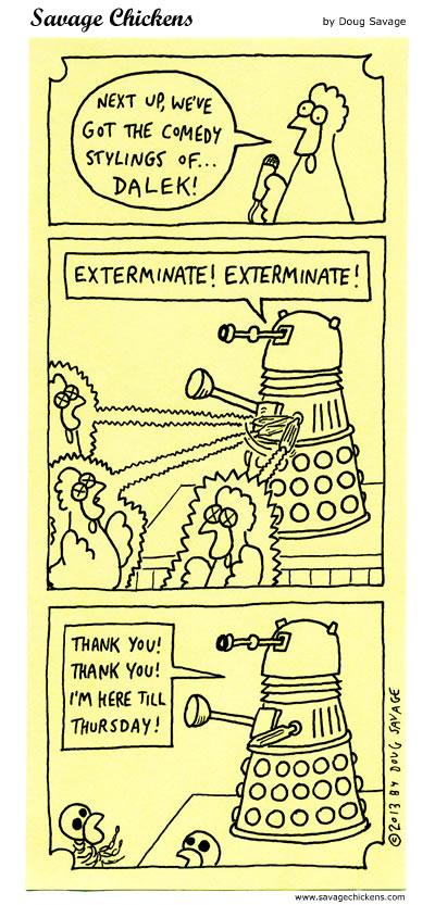 Night of the Dalek