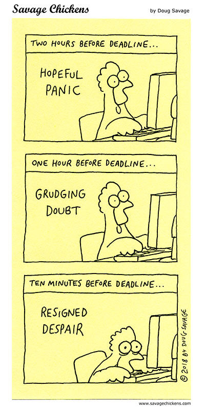 Deadline Stages