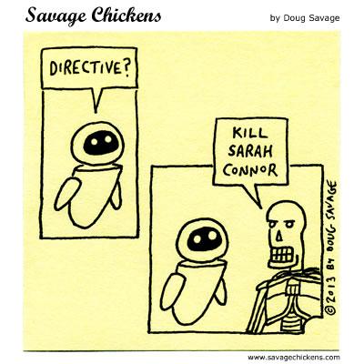 Directive?