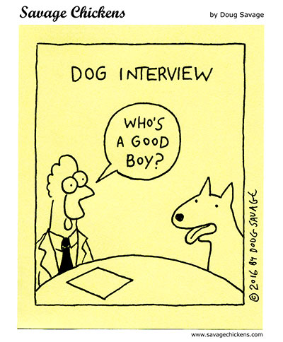 Dog Interview