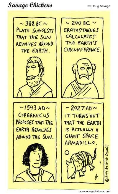 Great Moments in Earth History