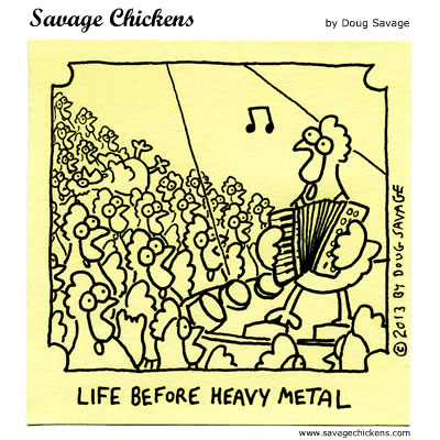 Life Before Heavy Metal