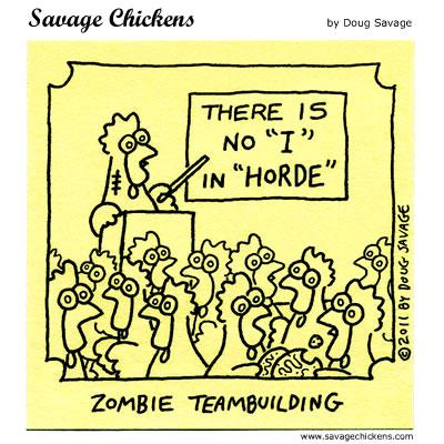 Savage Chickens, by Doug Savage