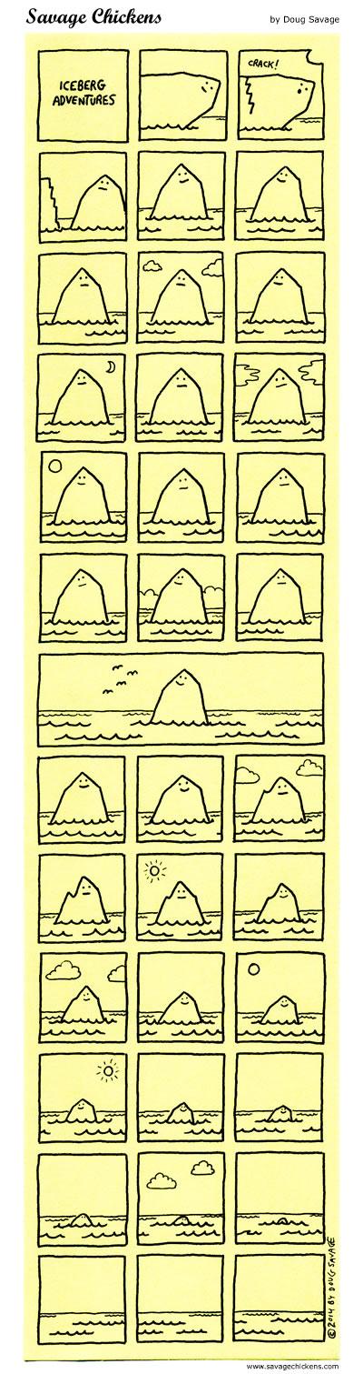 Iceberg Adventures