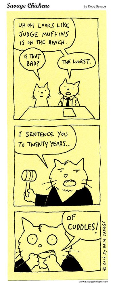 Judge Muffins