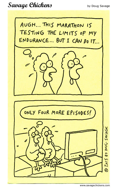 The Limits of Endurance