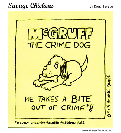 McGruff