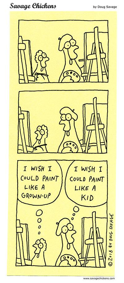 Art Goals