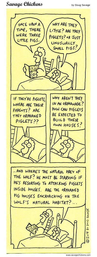 Pig Mysteries