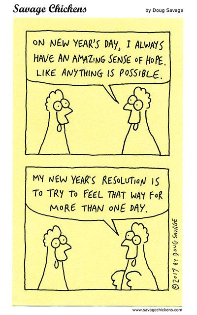 A Sense of Possibility