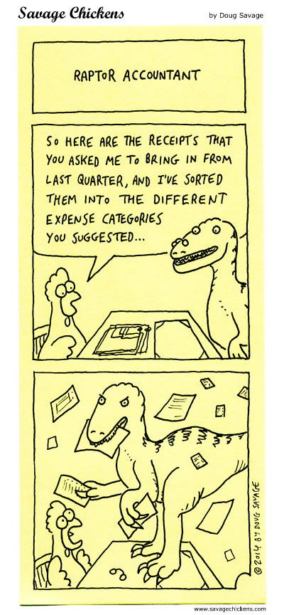 Raptor Accountant