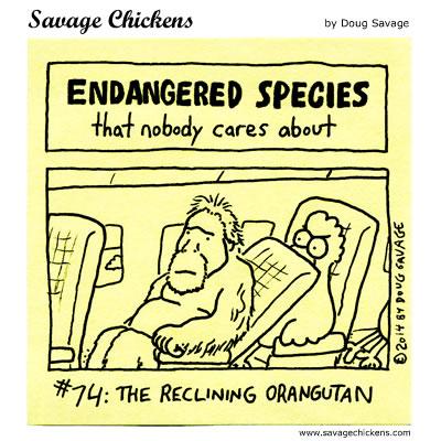 Endangered Species #74