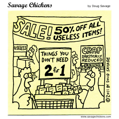 Irresistible Bargains