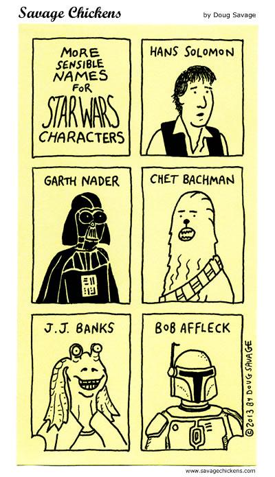 Sensible Names