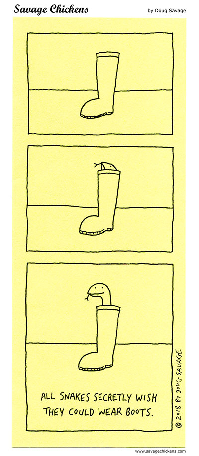 Boot Dreams