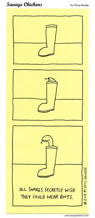 Boot Dreams