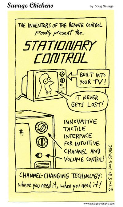 Stationary Control