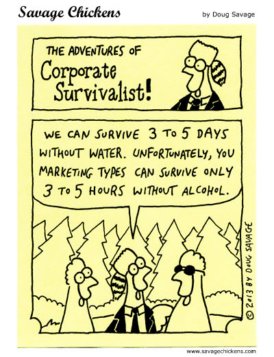 Corporate Survivalist 10