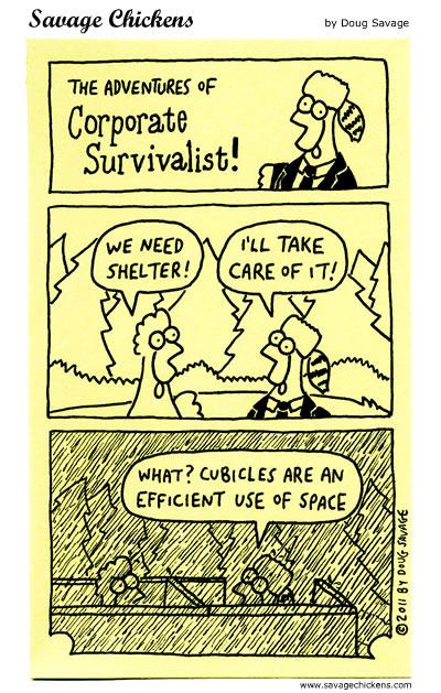 Corporate Survivalist 2