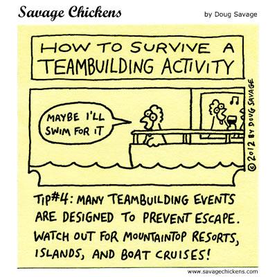 Teambuilding Tip 4