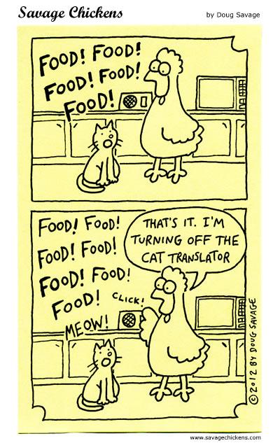Food! Food! Food!