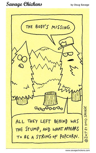 Tree Cop
