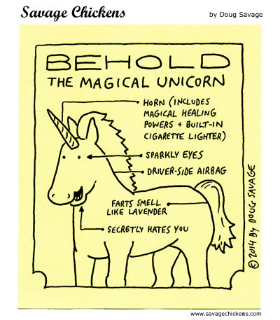 The Magical Unicorn