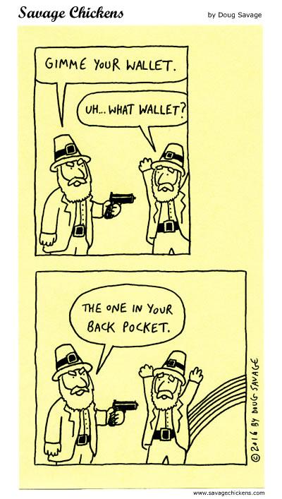 The Wee Mugger