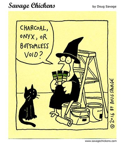 Witch Swatch