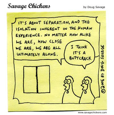 Savage Chickens - Art Gallery
