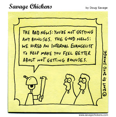Savage Chickens - Bonus